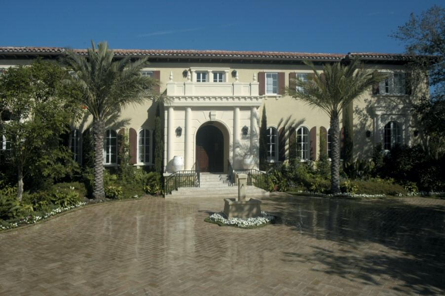 Luxcom Builders Venetian Style Custom Home